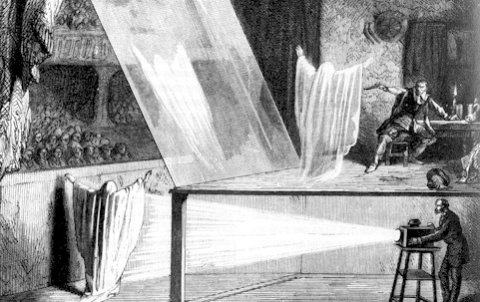 Faking Ghosts in the Victorian Era