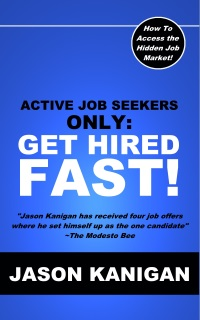 Jason Kanigan on Job Hunting
