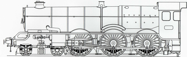 autocad drawing one right way great western king