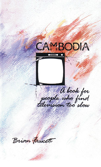 cambodia a book for people who find television too slow perverse incentives