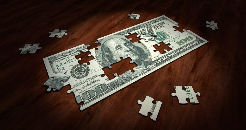 money plan puzzle revenue plan business owner planning decision making choices